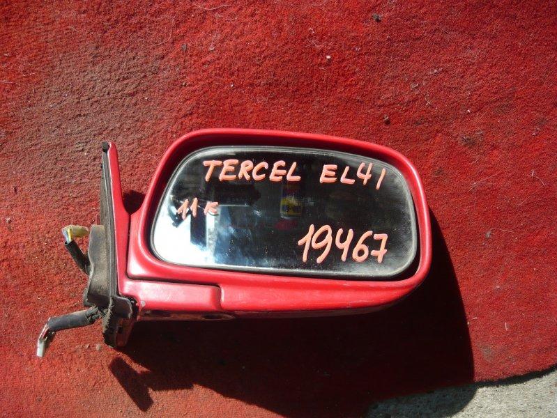 Зеркало Toyota Tercel EL41 переднее правое