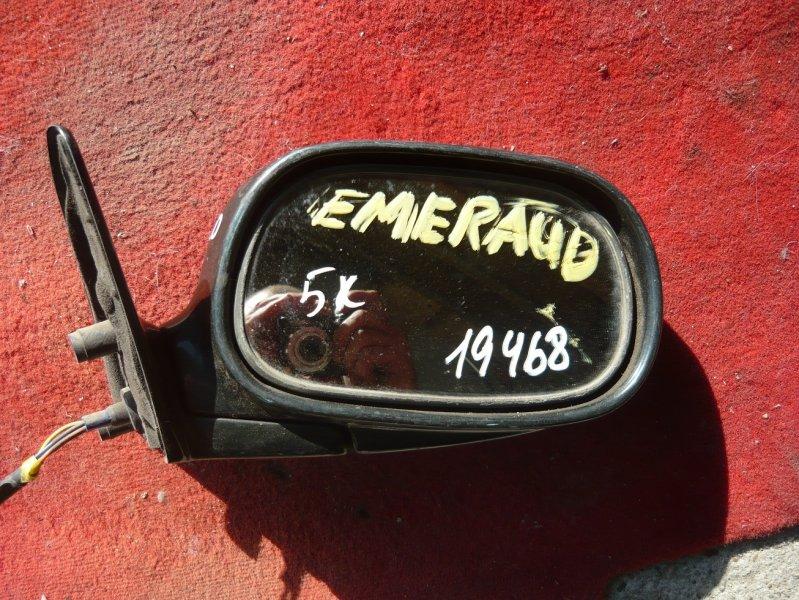 Зеркало Mitsubishi Emeraude E53A переднее правое