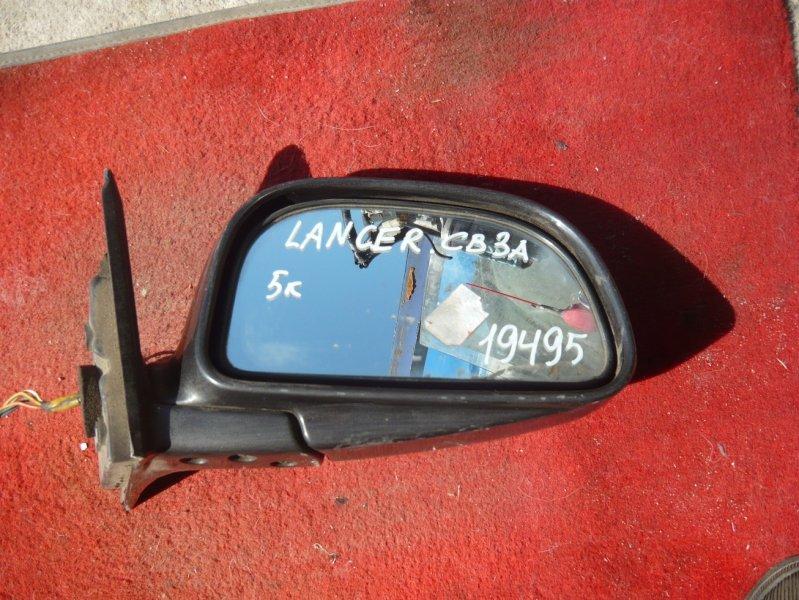 Зеркало Mitsubishi Lancer CB3A переднее правое