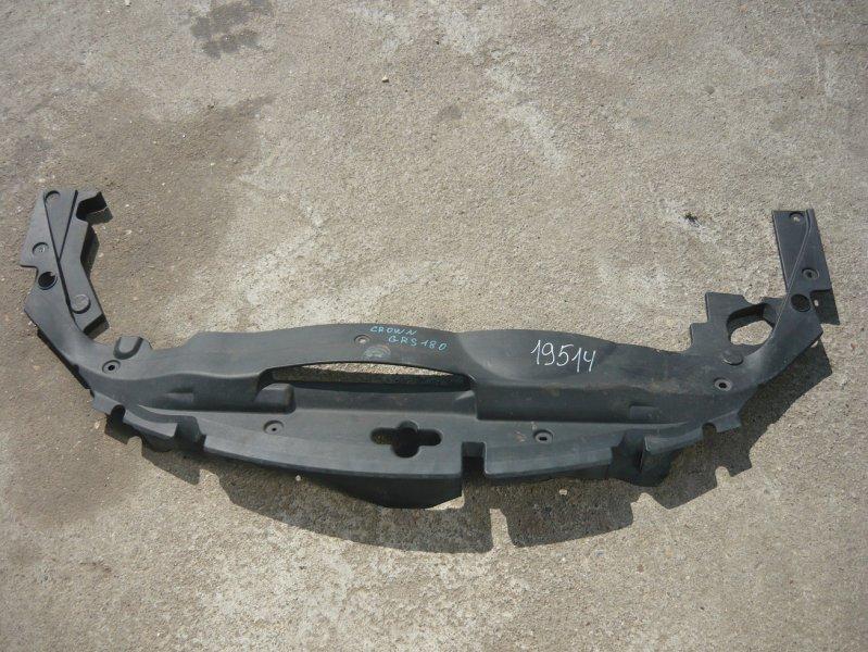Защита замка капота Toyota Crown GRS180