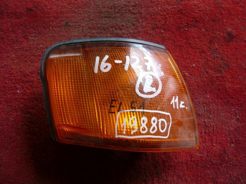 Габарит Toyota Corsa EL51 передний правый