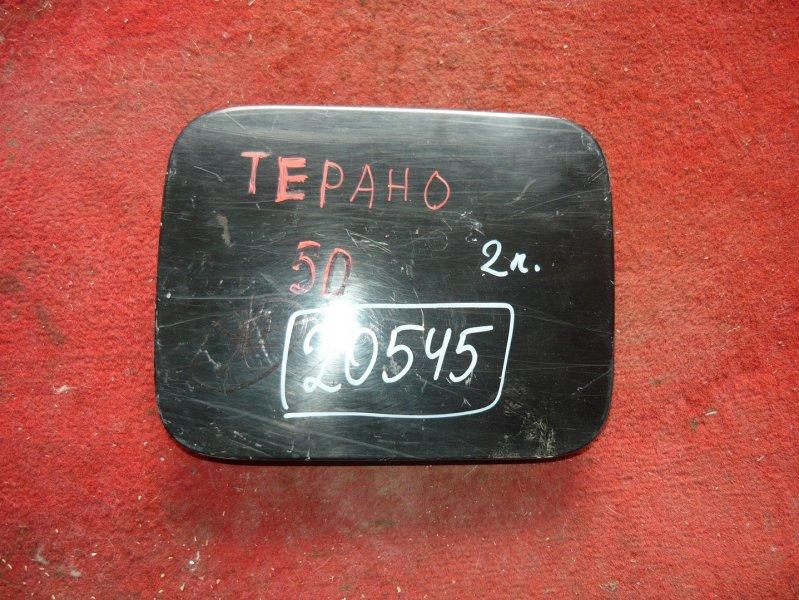 Лючок бензобака Nissan Terrano R50