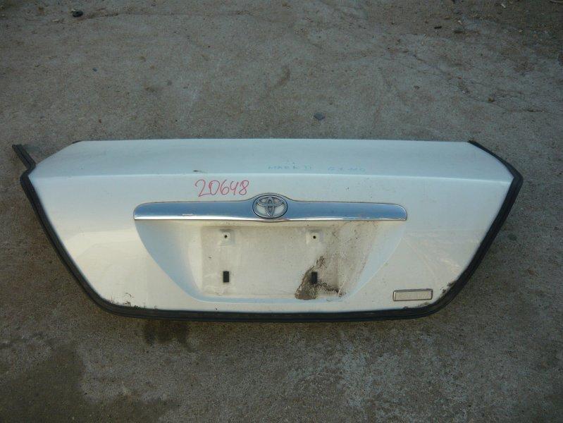 Крышка багажника Toyota Mark Ii GX110