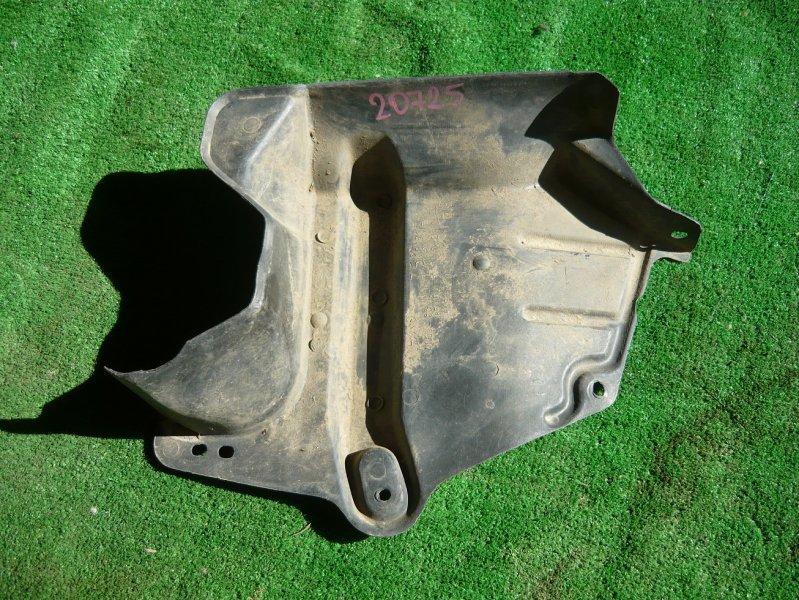 Защита двигателя Nissan Sunny FB13 передняя правая
