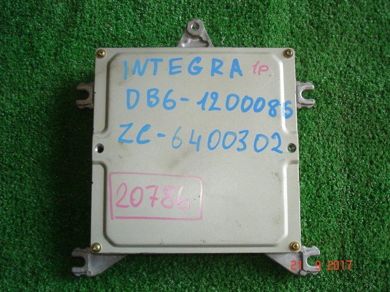 Блок efi Honda Integra DB6 ZC