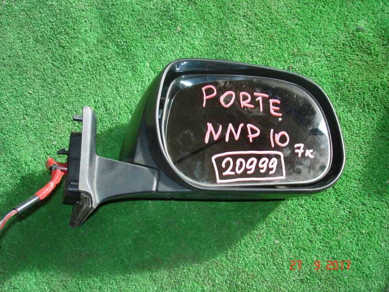 Зеркало Toyota Porte NNP10 переднее правое