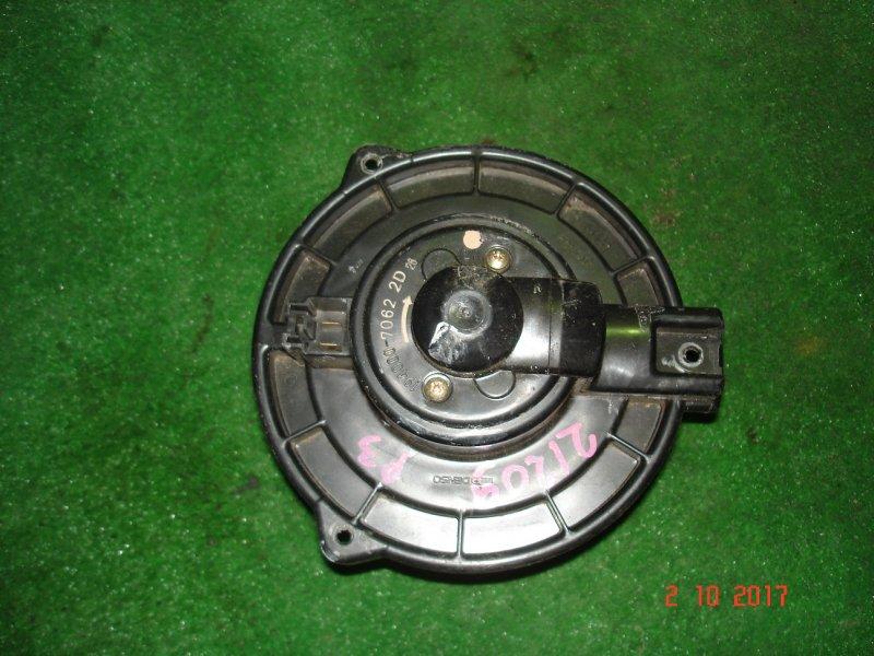 Мотор печки Mitsubishi Chariot N94W