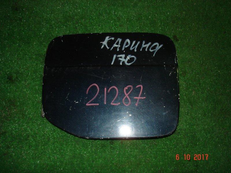 Лючок бензобака Toyota Carina AE170