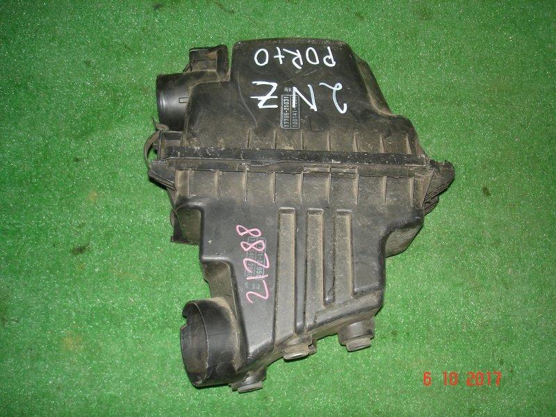 Корпус воздушного фильтра Toyota Porte NNP10 2NZ