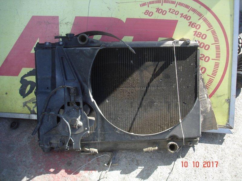 Радиатор основной Toyota Soarer JZZ30 1JZGTE