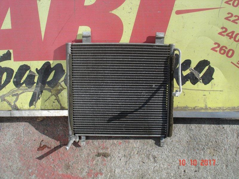 Радиатор кондиционера Suzuki Kei HN22S
