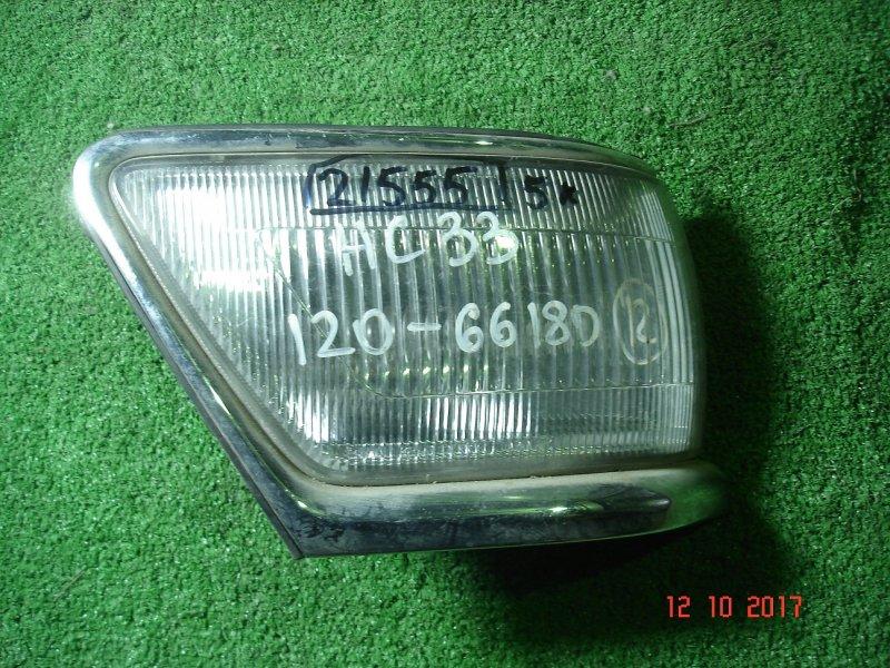 Габарит Nissan Laurel HC33 правый