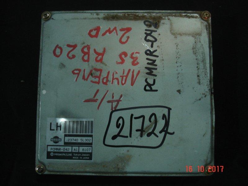 Блок efi Nissan Laurel HC35 RB20