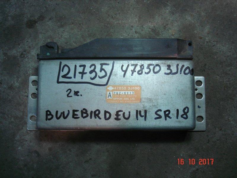 Блок управления abs Nissan Bluebird EU14 SR18