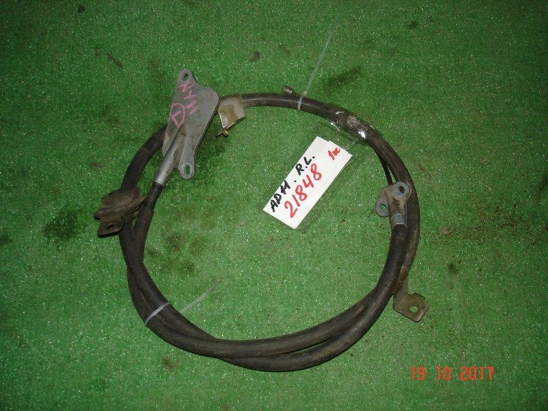 Тросик ручника Nissan Ad Y11 левый