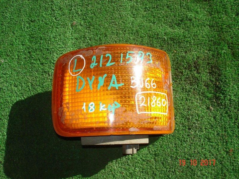 Габарит Toyota Dyna BU66 левый
