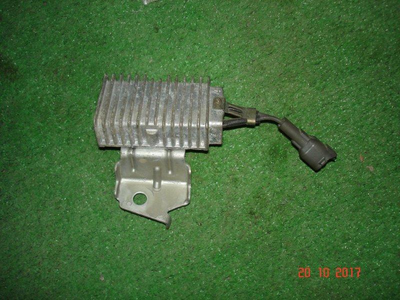 Резистор топливного насоса Toyota Land Cruiser FZJ80