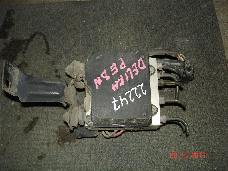 Блок abs Mitsubishi Delica PE8W