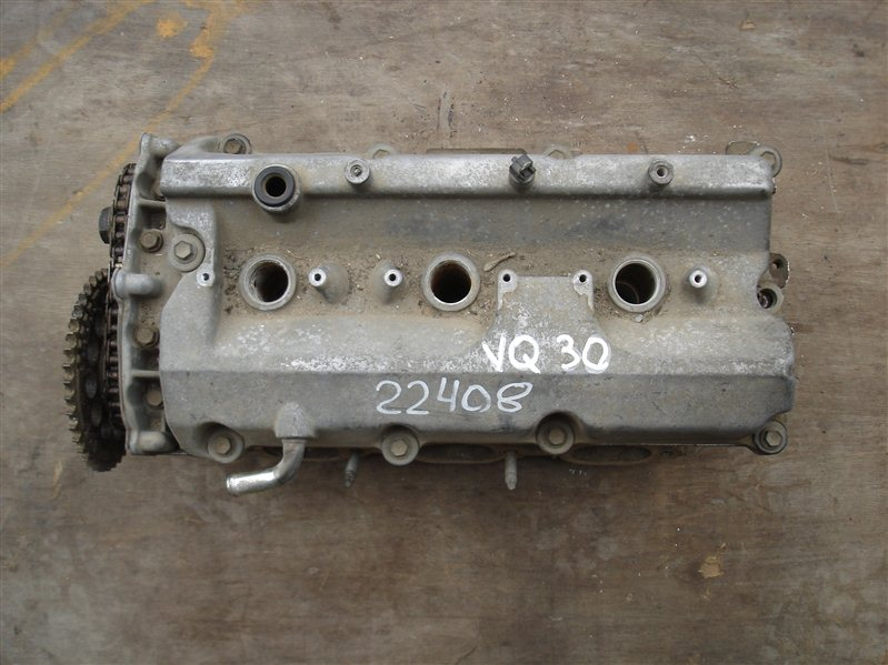 Головка блока цилиндров Nissan VQ30