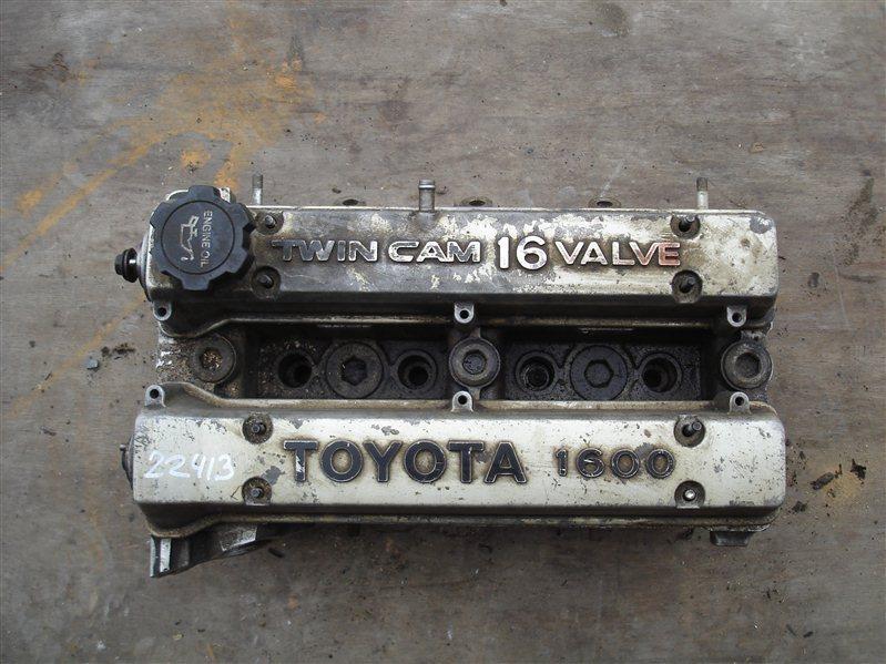 Головка блока цилиндров Toyota 4A-GE