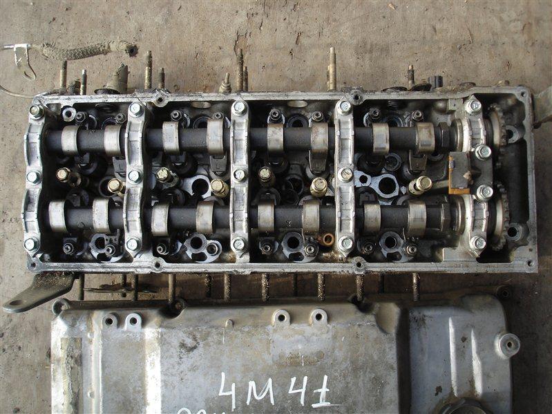 Головка блока цилиндров Mitsubishi V78W 4M41