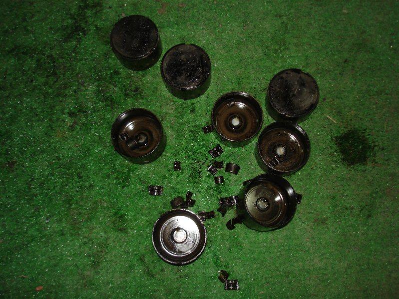 Сухарик клапана Toyota 2L