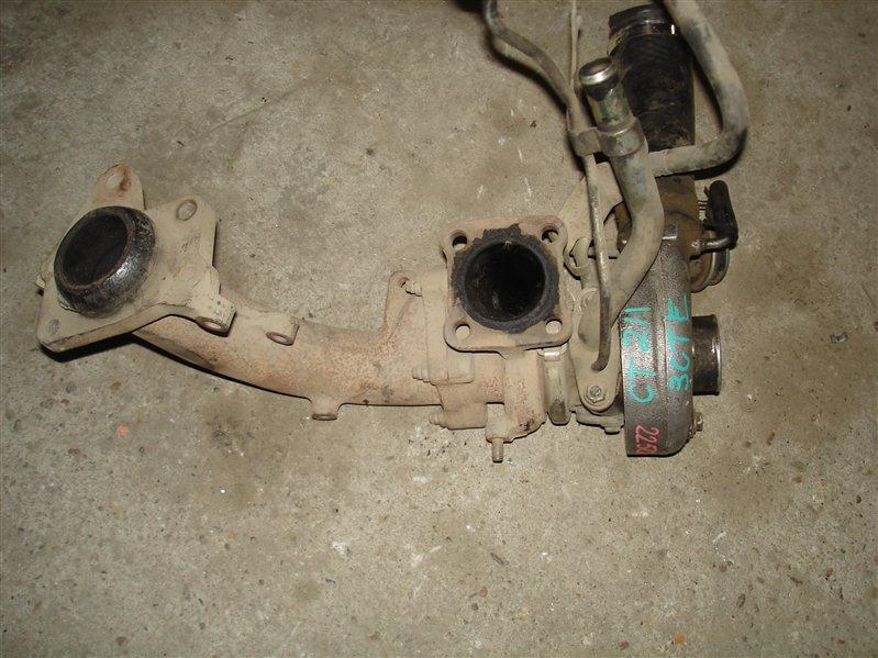 Турбина Toyota Carina CT211 3CTE