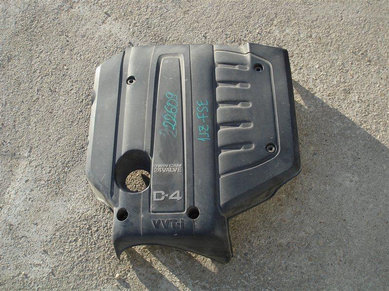 Декоративная крышка двс Toyota 1JZ-FSE