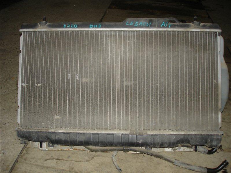 Радиатор основной Subaru Legasy BH5 EJ20