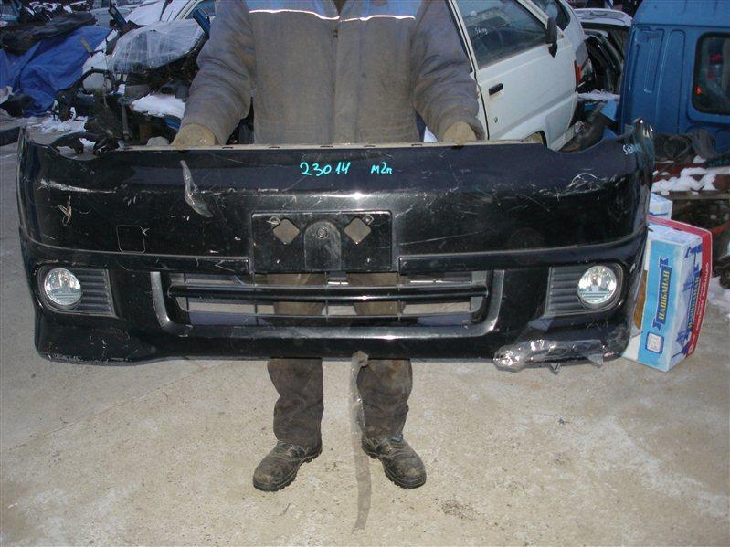 Бампер Toyota Sienta NCP81 передний