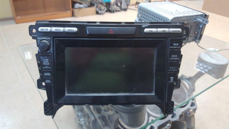 Магнитофон Mazda Cx-7 ER3P L3VDT 2007