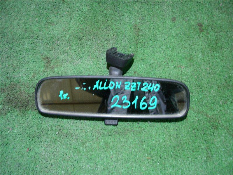 Зеркало заднего вида Toyota Allion ZZT240