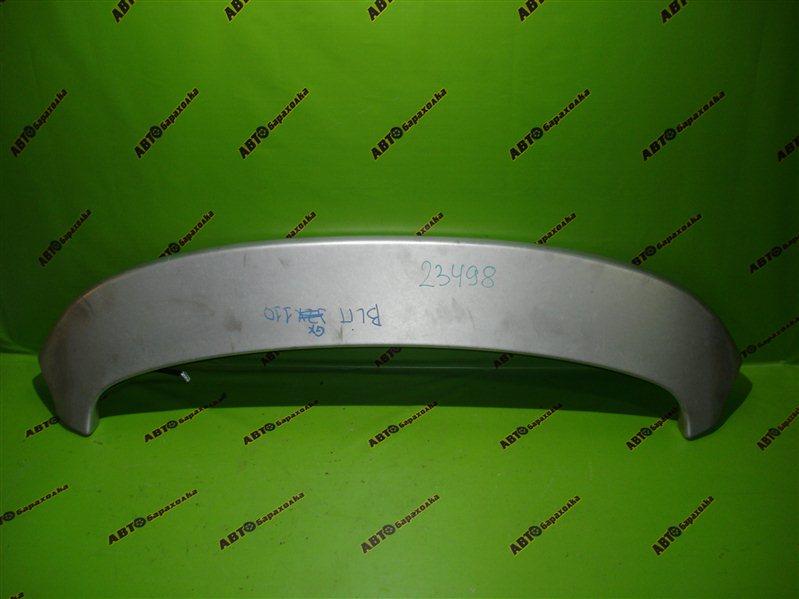 Спойлер Toyota Mark Ii Blit GX110
