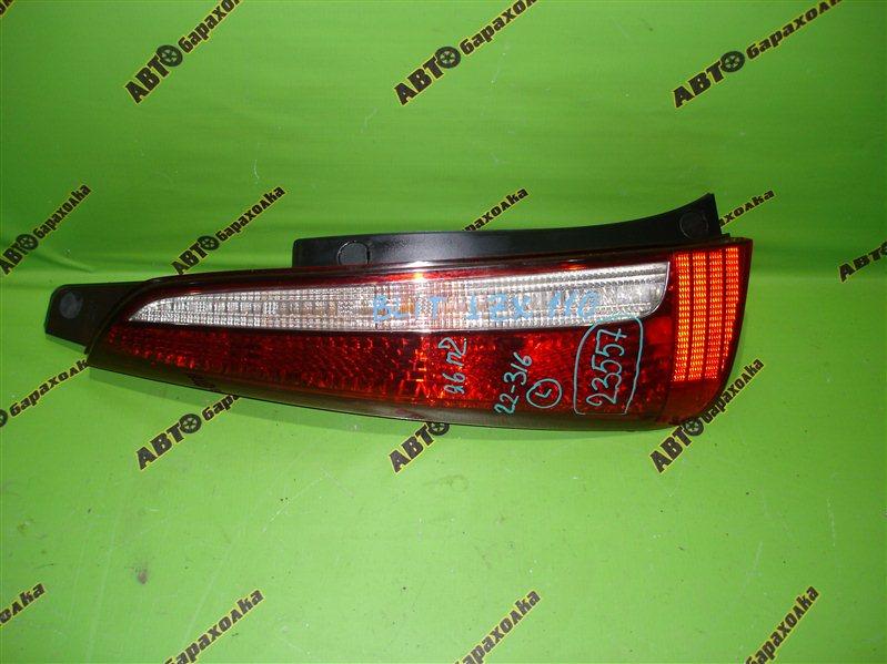 Стоп Toyota Mark Ii Blit JZX110 задний левый