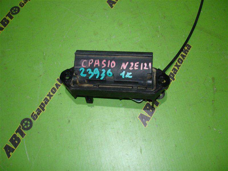 Ручка задней двери Toyota Corolla Spacio NZE121
