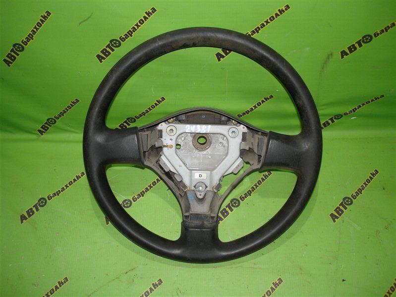 Руль Nissan Presage NU30