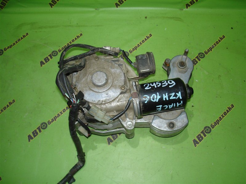 Механизм открывания двери Toyota Hiace KZH106