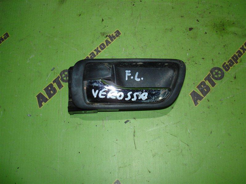 Ручка двери внутренняя Toyota Verossa JZX110 передняя левая