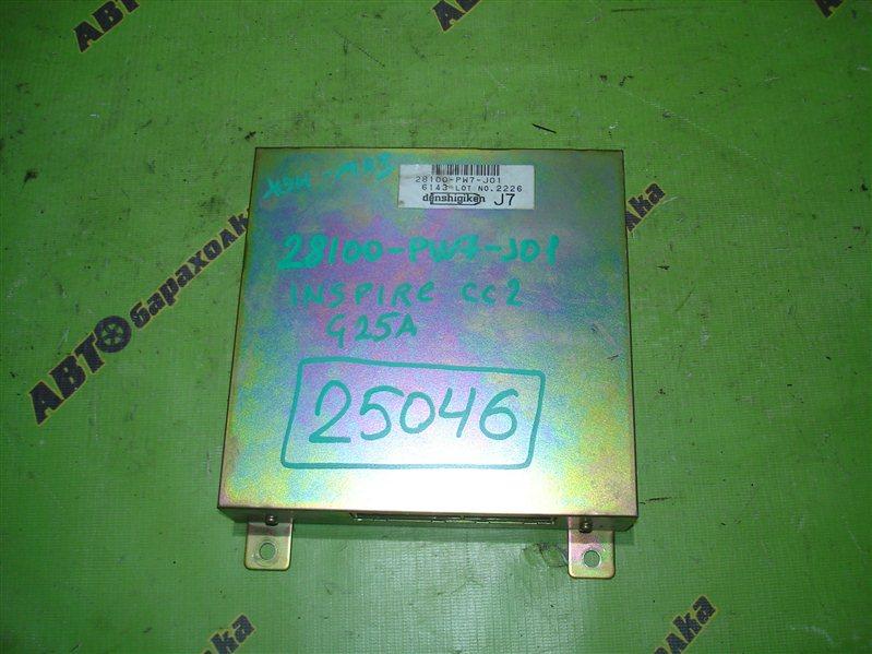 Блок управления акпп Honda Inspire CC2 G25A