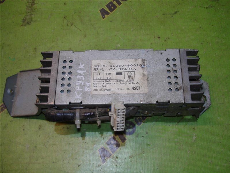 Усилитель магнитофона Toyota Land Cruiser HDJ80