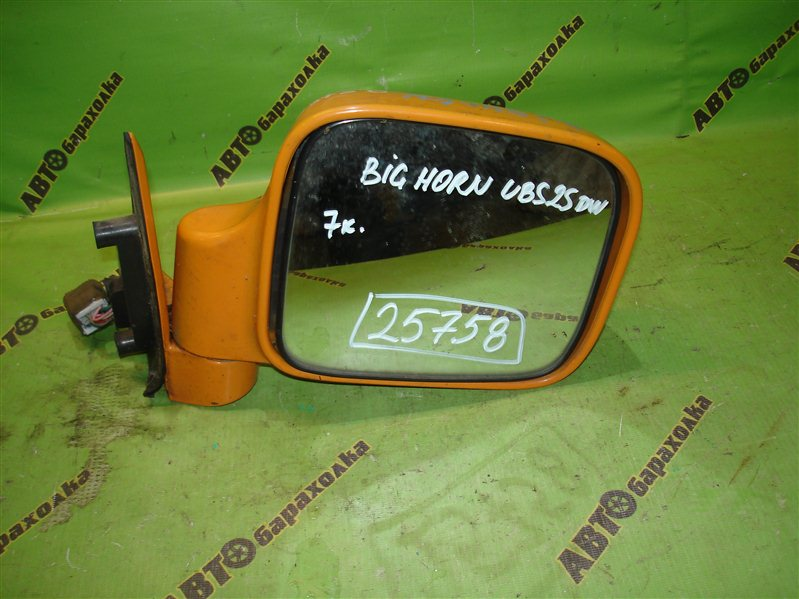 Зеркало Isuzu Bighorn UBS25DW переднее правое