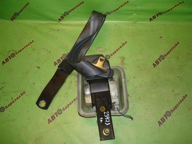Ремень безопасности Isuzu Bighorn UBS25DW передний правый