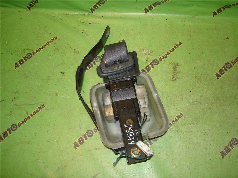 Ремень безопасности Isuzu Bighorn UBS25DW передний левый
