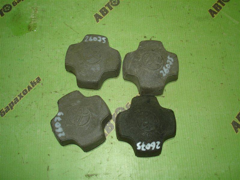 Колпаки на колеса Toyota