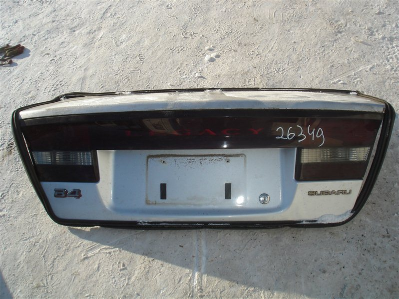 Крышка багажника Subaru Legacy B4 BP5