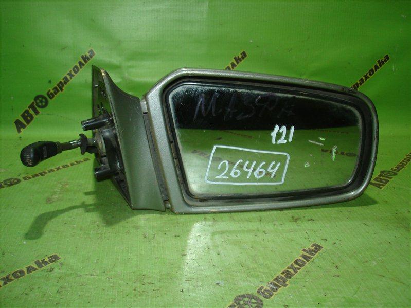 Зеркало Mazda 121 переднее правое