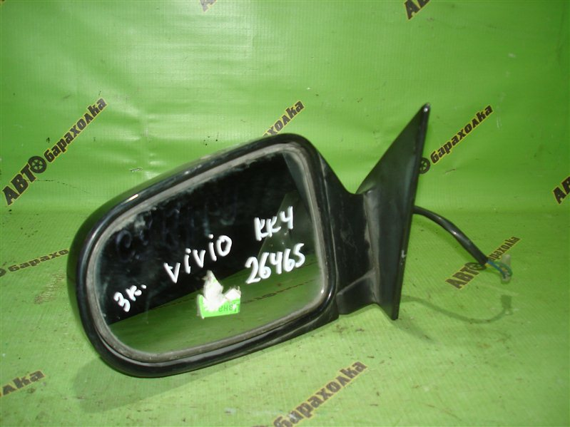 Зеркало Subaru Vivio KK4 переднее левое