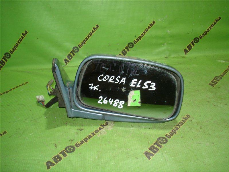 Зеркало Toyota Corsa EL53 переднее правое