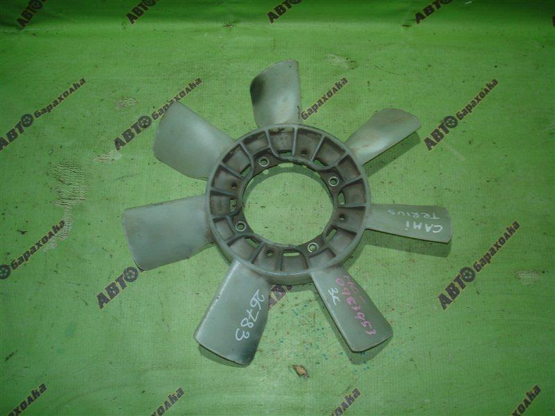 Вентилятор вискомуфты Daihatsu Terios J100G HC