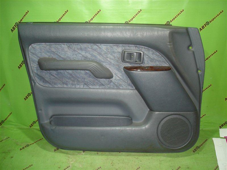 Обшивка дверей Toyota Land Cruiser Prado KZJ95